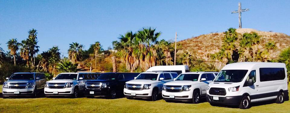 Shuttle service is the best transportation service in Los Cabos Airport